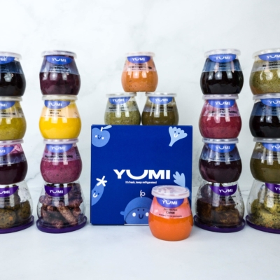 Yumi Baby Food Review + Coupon