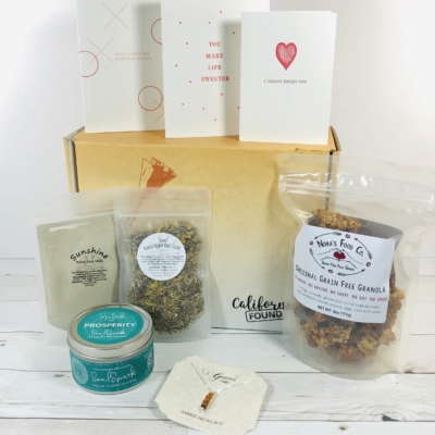 California Found January 2020 Subscription Box Review