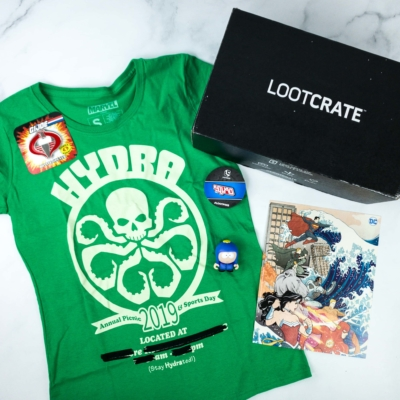 Loot Crate November 2019 Review + Coupons