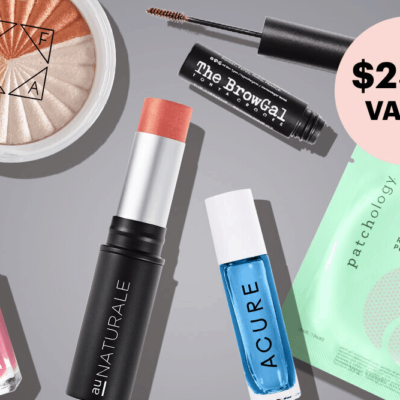 Allure Beauty Box Deal: FREE $254 Value Mega Bundle with Annual Subscription!
