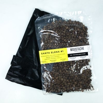 Moustache Coffee Club Subscription Review + Coupon – December 2019