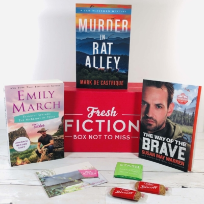 Fresh Fiction Box February 2020 Subscription Box Review + Coupon