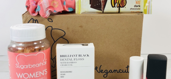Vegan Cuts Beauty Box February 2020 Subscription Box Review