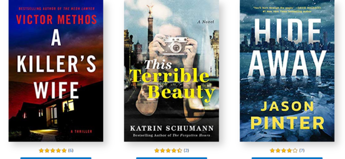 Amazon First Reads March 2020 Selections: 1 Book FREE for Amazon Prime Members