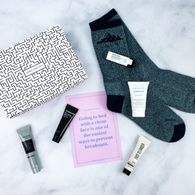 Birchbox Man February 2020 Subscription Box Review & Coupon