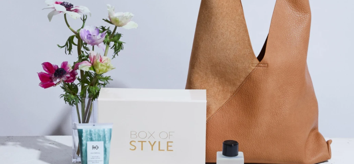 Box of Style by Rachel Zoe Spring Sale: Save $25!