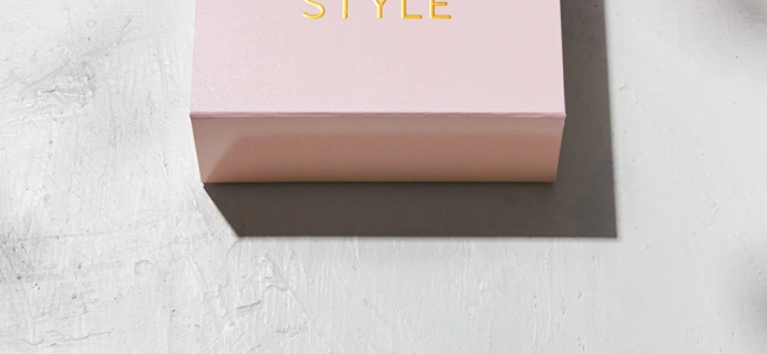 Box of Style by Rachel Zoe Spring 2020 Full Spoilers + Coupon!