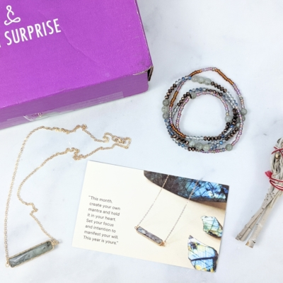 Yogi Surprise Jewelry Box January 2020 Subscription Review + Coupon