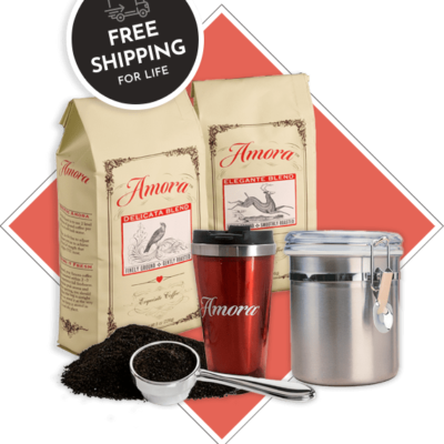 Amora Coffee Coupon: Get 50% Off & More!