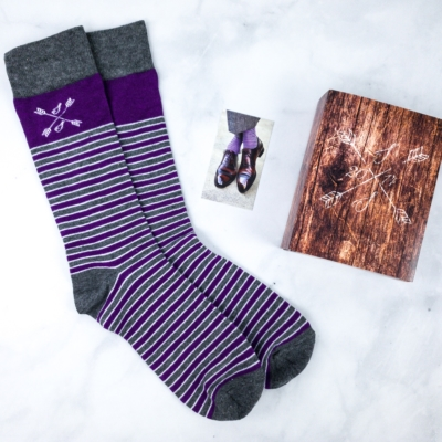 Southern Scholar February 2020 Men's Sock Subscription Box Review & Coupon