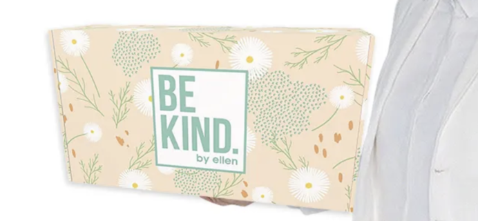 BE KIND by Ellen Box Spring 2020 Spoilers + Coupon!
