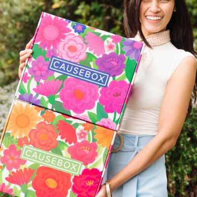 Causebox Flash Deal: Get 20% Off Your First Box!