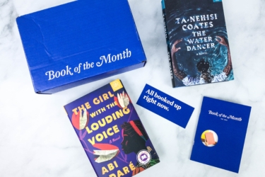 Book of the Month February 2020 Subscription Box Review + Coupon