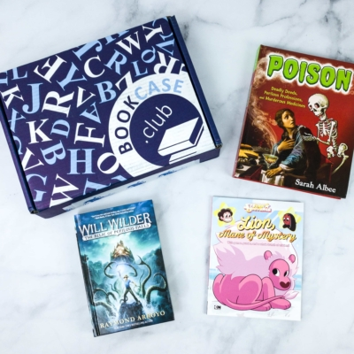 Kids BookCase Club February 2020 Subscription Box Review + 50% Off Coupon! 5-6 YEARS OLD
