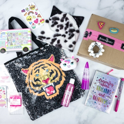 March 2020 Fashion Angels Find Your Wings Subscription Box Review + Coupon