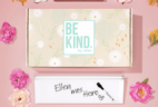 BE KIND by Ellen Box Coupon: Get $15 Off on Annual Subscriptions!