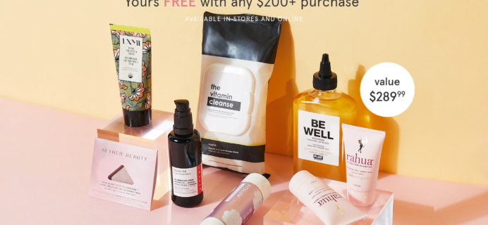 The Detox Market Gift With Purchase Promo: Get The Spring Bliss Bundle for FREE With $200+ Purchase!
