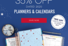 Erin Condren President's Day Sale: Save 35% on 2020 Life Planners & Calendars!
