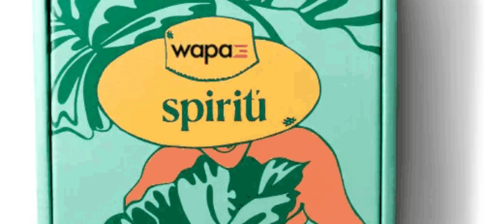 Spiritú X WAPA Limited Edition Box Available Now + Full Spoilers!