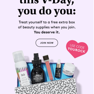 Birchbox Coupon: FREE Bonus Box with First Month!