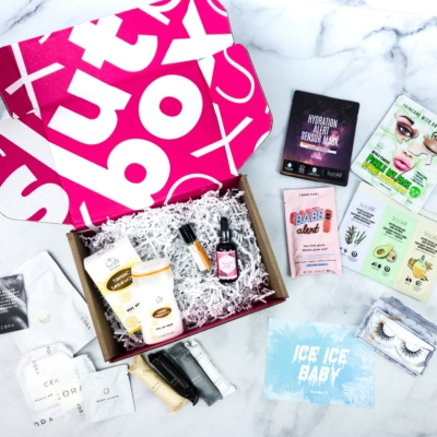 Slutbox by Amber Rose December 2019 Subscription Box Review & Coupon {NSFW}