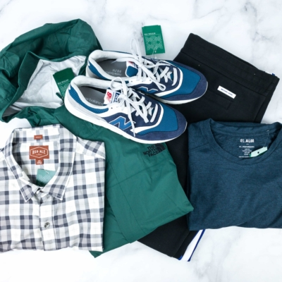 Stitch Fix Men March 2020 Review