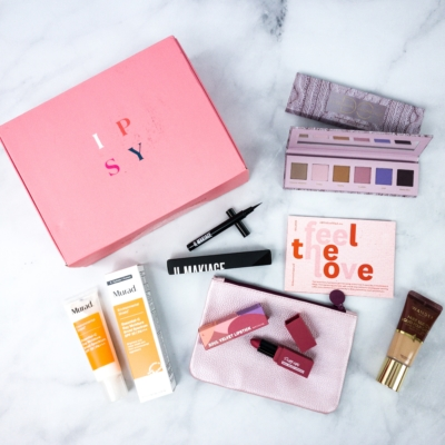 Ipsy Glambag Plus February 2020 Review