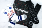 Loot Socks by Loot Crate December 2019 Subscription Box Review & Coupon