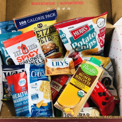 Love With Food February 2020 Deluxe Box Review + Coupon!