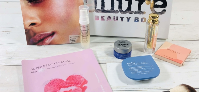 Allure Beauty Box February 2020 Review & Coupon