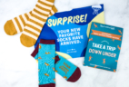 Say It With A Sock Kids February 2020 Sockscription Review + Coupon
