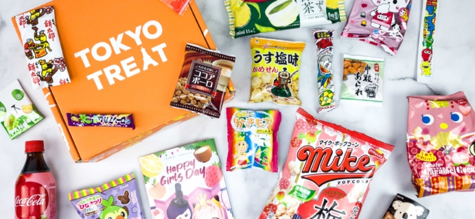 Tokyo Treat March 2020 Subscription Box Review + Coupon