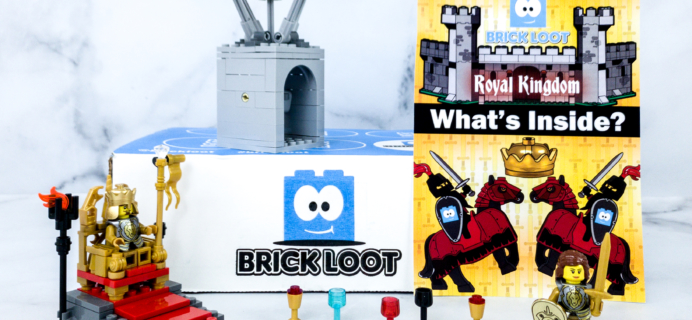 Brick Loot February 2020 Subscription Box Review & Coupon
