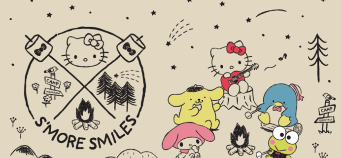 Hello Kitty and Friends April 2020 Spoiler #1 + Coupon!