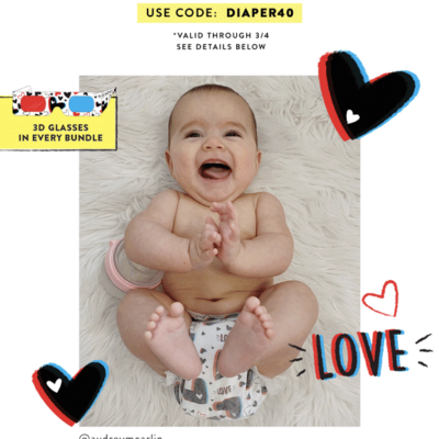 Honest Company Coupon: Get 40% Off Diapers + Wipes Bundle!