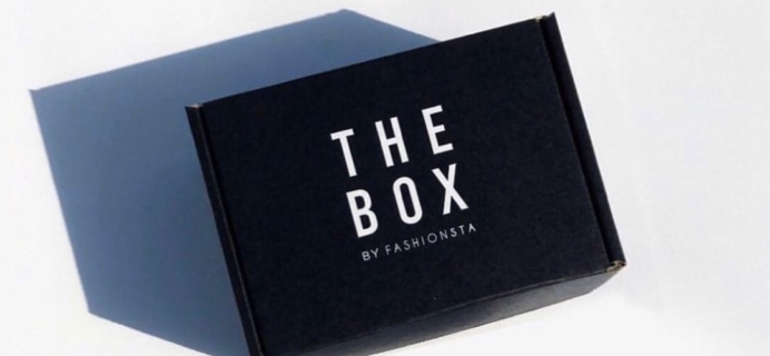 THE BOX By Fashionsta May 2020 Spoilers!