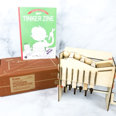 KiwiCo Tinker Crate Review & Coupon – WOODEN AUTOMATION