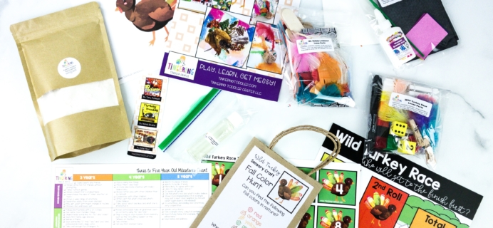 Tinkering Toddler Crates Subscription Box Review + Coupon – WILD TURKEY