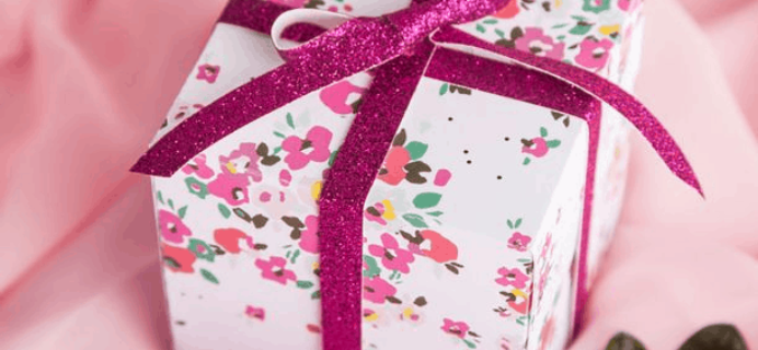 Cricut Flower Power Mystery Box Available Now!