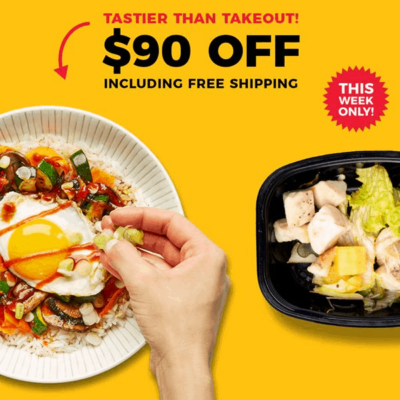 Hello Fresh Coupon: Save up to $90 – First Box $10.95 Shipped!