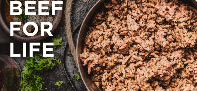 ButcherBox Coupon: FREE Ground Beef FOR LIFE!