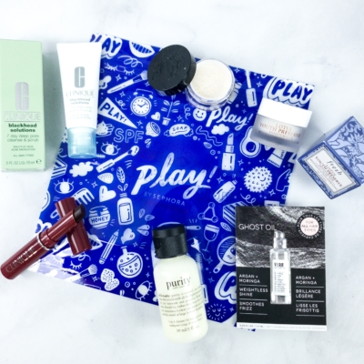 Play! by Sephora February 2020 Subscription Box Review