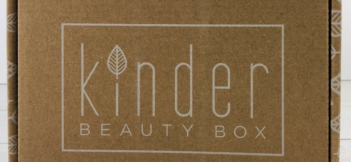 Kinder Beauty Box February 2020 Review + Coupon!