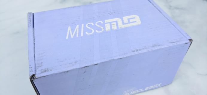 Miss MuscleBox Subscription Box Review + Coupon – February 2020