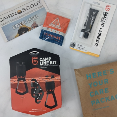 Cairn February 2020 Subscription Box Review + Coupon
