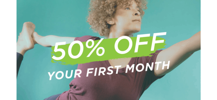 MyYogaWorks Coupon: Get 50% Off!