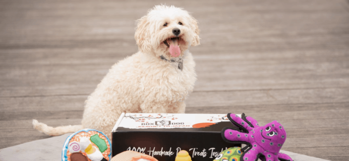 BoxDog Coupon: FREE Dog Bed With Your First Box + Spring 2020 Spoilers!
