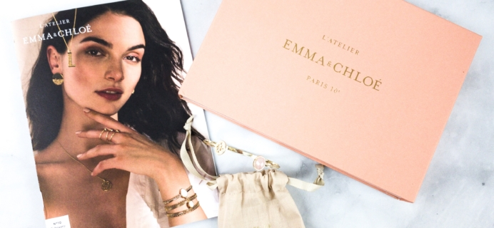 Emma & Chloe February 2020 Subscription Box Review + Coupon