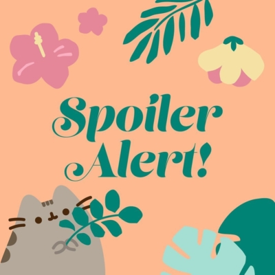 Pusheen Box Spring 2020 Spoiler #1!