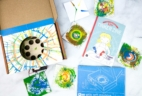 KiwiCo Tinker Crate Review & Coupon – SPIN ART MACHINE
